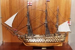 Парусный корабль Британии «Victory»